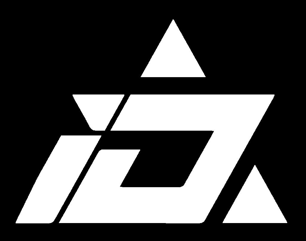 Instructor Derek Logo - White